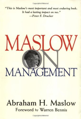 maslow management